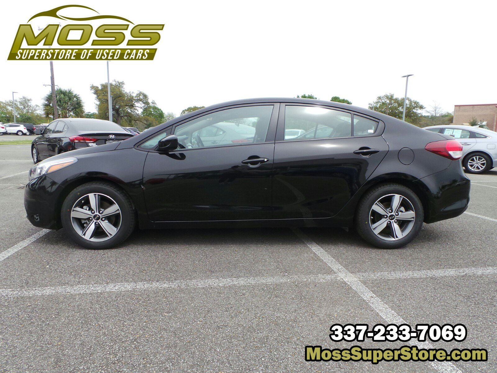 Pre-Owned 2018 Kia Forte S
