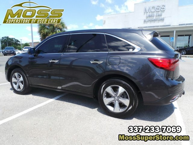 Pre-Owned 2014 Acura MDX BASE