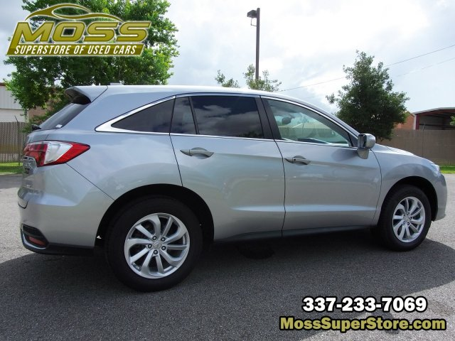Pre-Owned 2017 Acura RDX w/Technology/AcuraWatch Plus Pkg