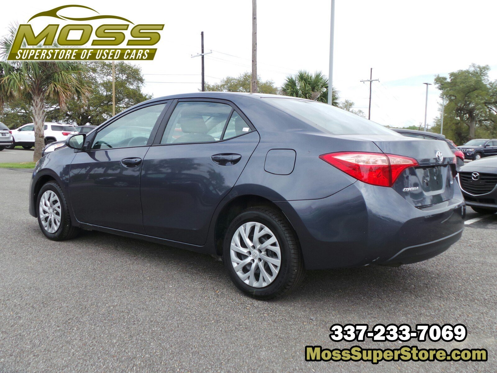 Pre-Owned 2017 Toyota Corolla LE