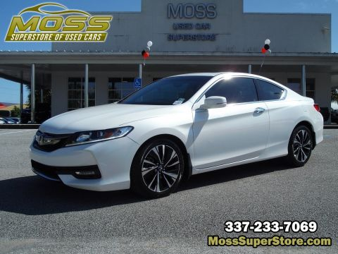 Pre-Owned 2016 Honda Accord Coupe EX-L