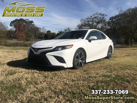 Pre-Owned 2019 Toyota Camry