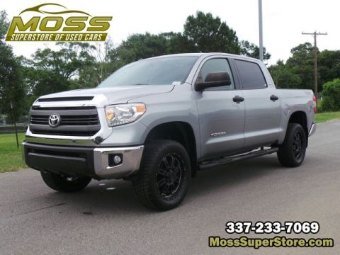 Pre-Owned 2014 Toyota Tundra 2WD Truck SR5