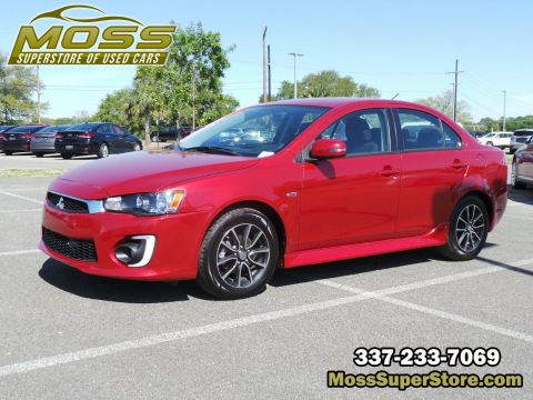 Pre-Owned 2017 Mitsubishi Lancer LE