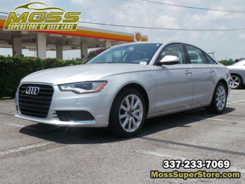 Pre-Owned 2013 Audi A6 3.0T Premium Plus